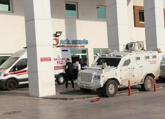Nusaybin'de askeri karakola havanlı saldırı: Bir yaralı