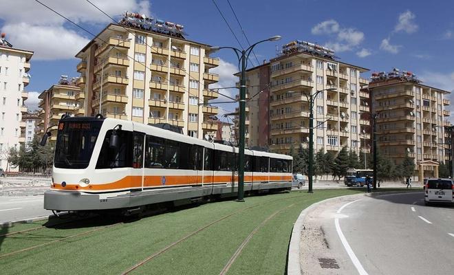 Gaziantep'te toplu ulaşım sokağa çıkma kısıtlamasına göre düzenlendi
