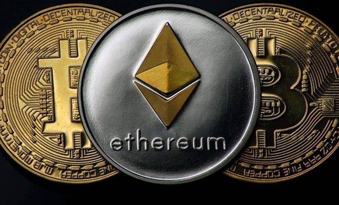 Bitcoin'den Ethereum'a kaçış başladı