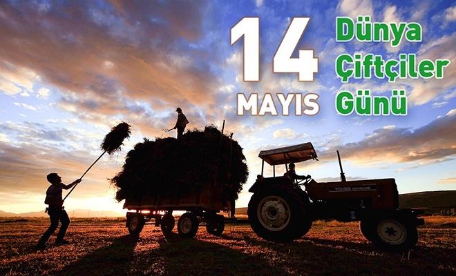 TZOB Genel Başkanı, Dünya Çiftçiler Günü'nde çiftçilerin sorunlarını sıraladı