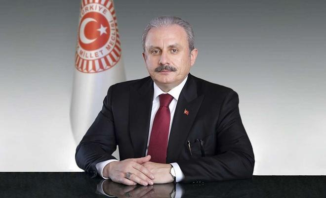 TBMM Başkanı Şentop'tan siyonist işgal rejimine tepki