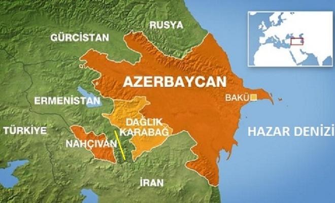 Ermenistan Azerbaycan'a Saldırdı