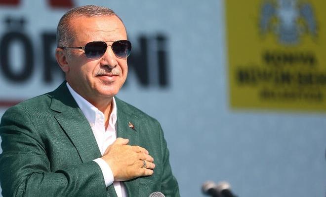 Cumhurbaşkanı Erdoğan, Konya Şehir Hastanesi açılışında konuştu!