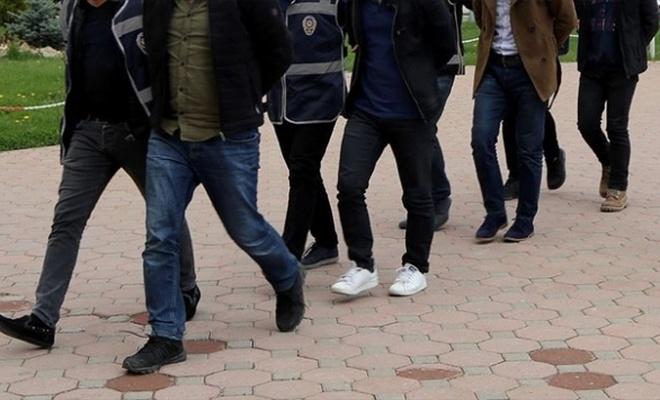 9 Hizb-ut Tahrir üyesi gözaltına alındı