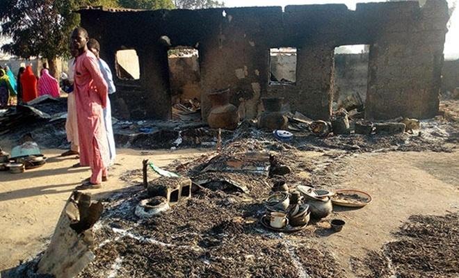 Nijerya'da silahlı saldırı: 35 ölü