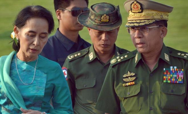 Askeri yönetimi, 2020 genel seçim sonuçlarını geçersiz saydı