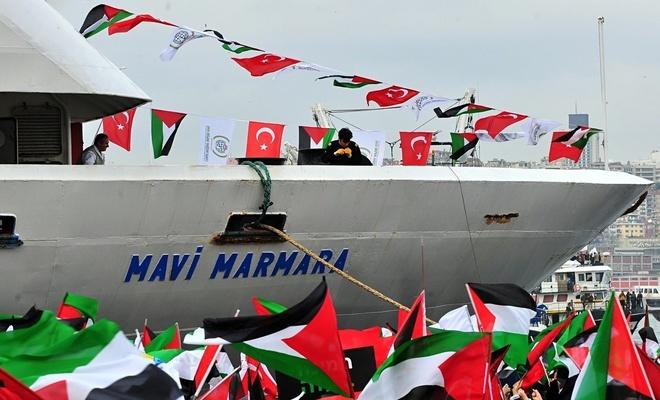 Siyonist işgalciler, Mavi Marmara'yı dizi yapıyor