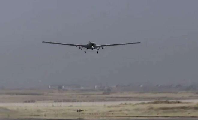 Haftanin'de PKK'ye yönelik hava operasyonu