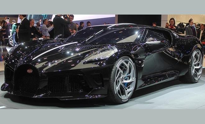 O dünyanın en pahalı otomobili
