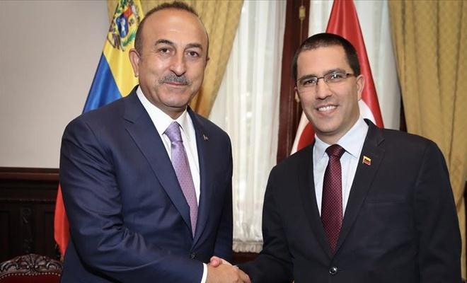 'Venezuela'yı desteklemeye devam edeceğiz'