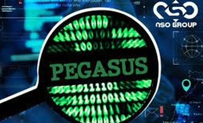 Iphone cihazlarda Pegasus casus yazılımı