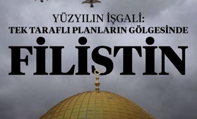 İletişim Başkanlığından Yüzyılın İşgali: Tek Taraflı Planların Gölgesinde Filistin kitabı