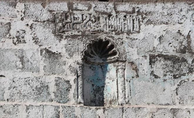 Diyarbakır surlarında gecekonduların kapattığı tarihi eserler... 'La ilahe illallah...'