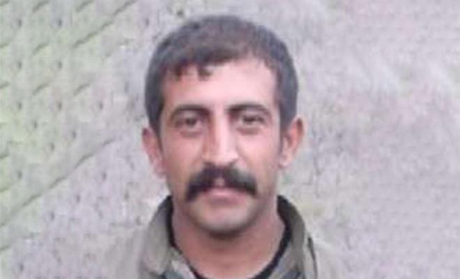 Turuncu kategoride aranan PKK'li yakalandı