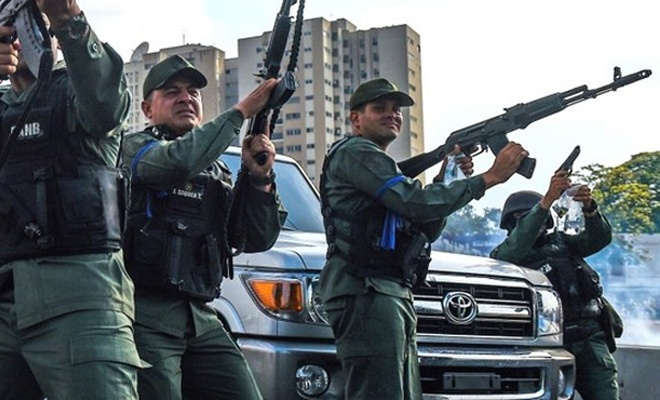 Küba'dan ABD'nin Venezuela suçlamalarına tepki