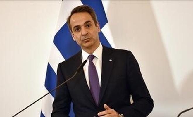 Kiryakos Miçotakis: Doğu Akdeniz'deki gerginliğin, kimseye faydası olmayacak