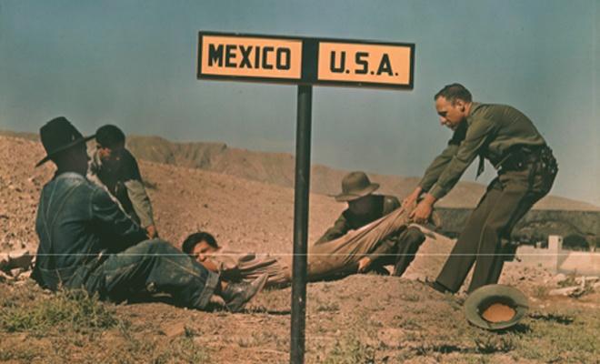 Ölüme Yolculuk MEKSİKA SINIRI