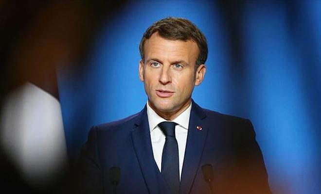 Macron'un telefonunu da dinlemişler!