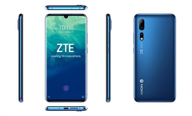 ZTE, 5G telefon satışlarına başladı