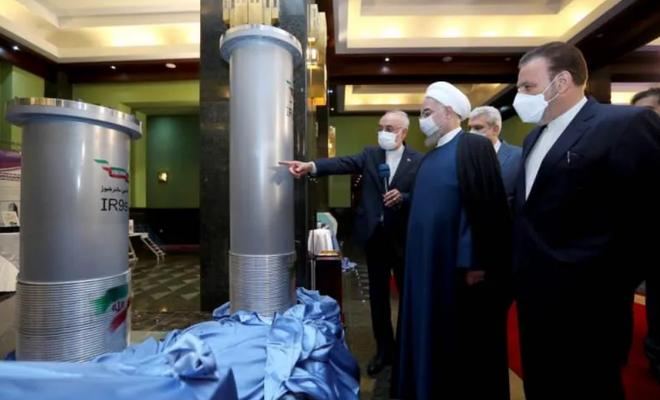 İran devreye soktu!