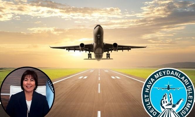 Hava yolcusunda ocak rekoru
