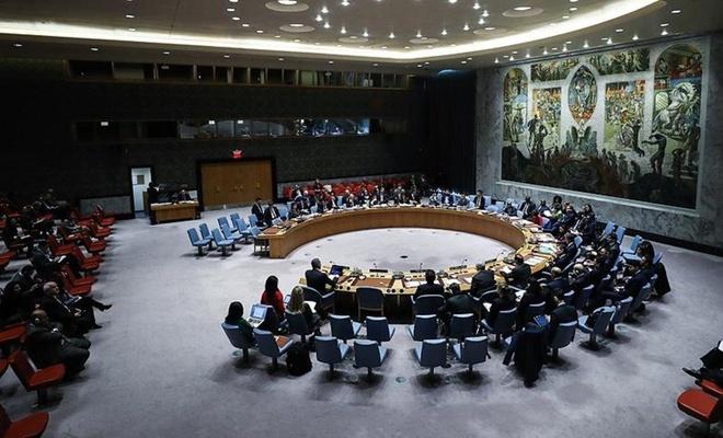 Rusya ve Çin'in vetosunu kınadılar