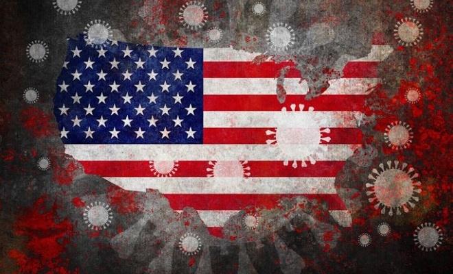 ABD'de günlük corona virüs vaka sayısında rekor