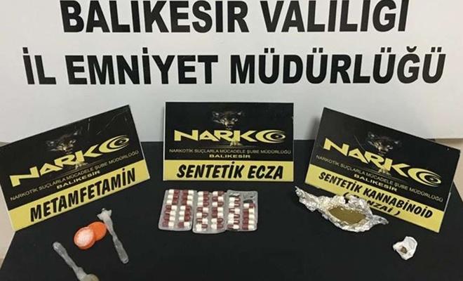 Balıkesir'de çeşitli suçlardan yakalanan 29 kişiden 4'ü tutuklandı