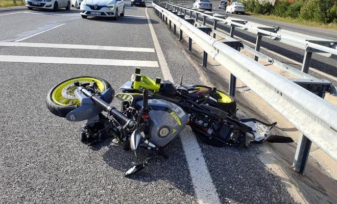 Motosiklet kazasında 2 iki arkadaş hayatını kaybetti