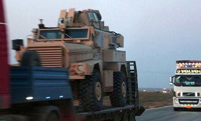 ABD'nin YPG'ye yardımı sürüyor: 65 tır askeri ekipman gönderildi