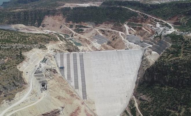 """""""Silvan barajı tamamlandığında tarlalardaki verim artacak"""""""