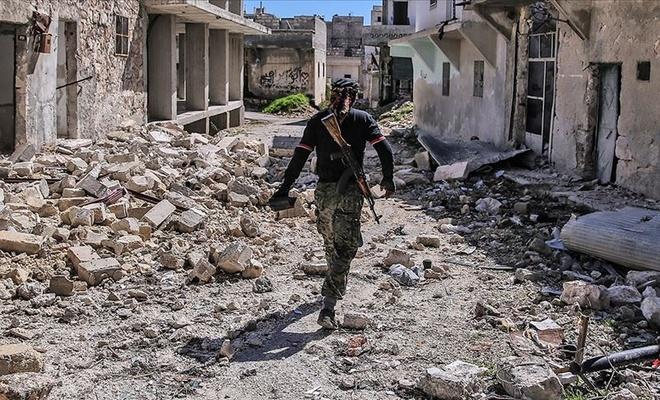 İdlib'de BAAS rejimine YPG/PKK da destek veriyor