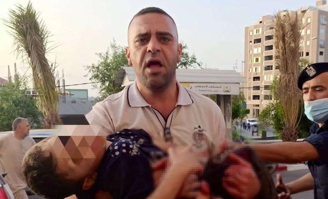 Ten Palestinians killed in zionist regime's airstrikes in northern Gaza
