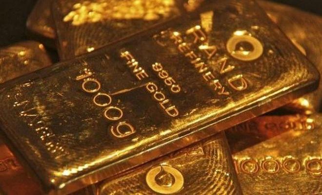 Altın yükselişte