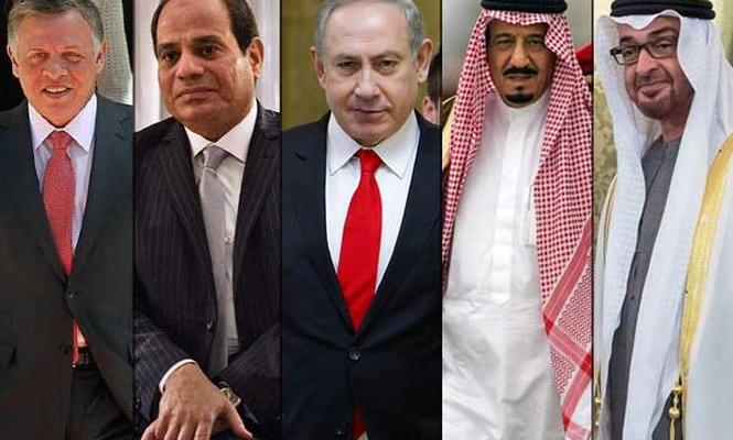 Arap ülkeleriyle israil ilişkileri