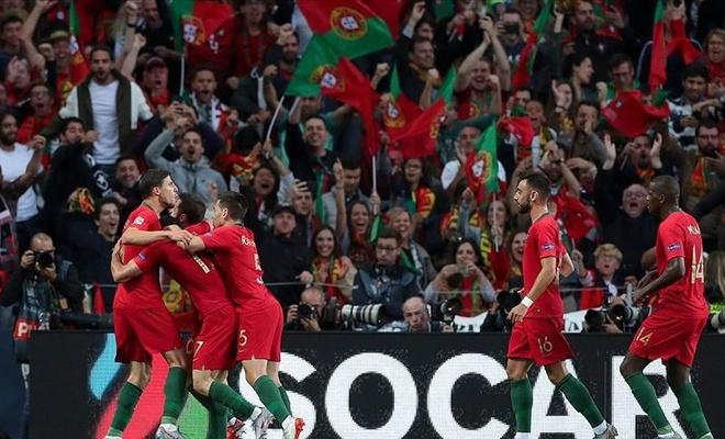 UEFA Uluslar Ligi şampiyonu belli oldu
