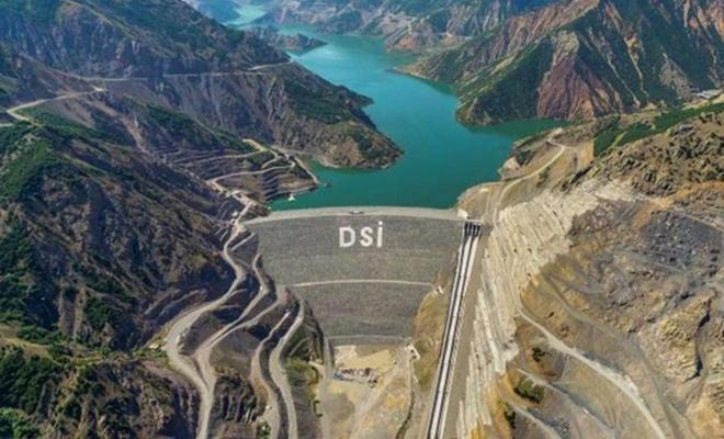 Erzurum, Erzincan ve Ağrı'da 352 bin dekar tarım arazisi sulandı