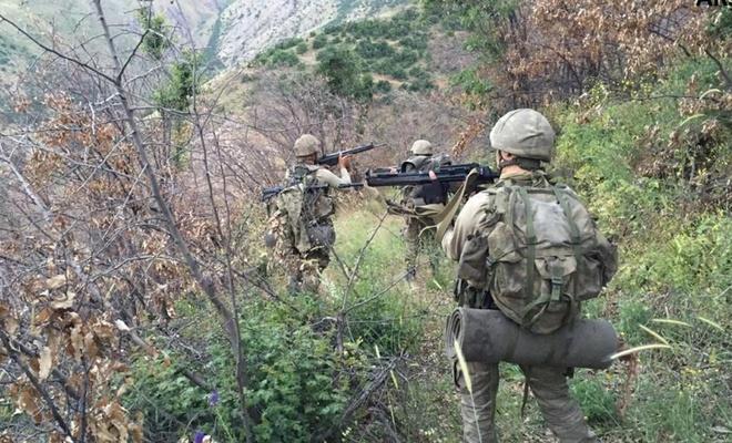 Hakurk'ta 2 PKK'li öldürüldü