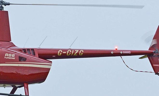 ABD'de helikopter düştü: 4 ölü