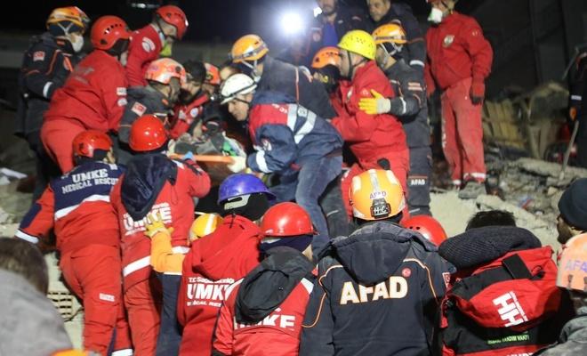 AFAD: Elazığ'daki depremin ardından 533 artçı sarsıntı kaydedildi