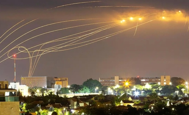 İşgal çetesi yine Gazze'yi vurdu