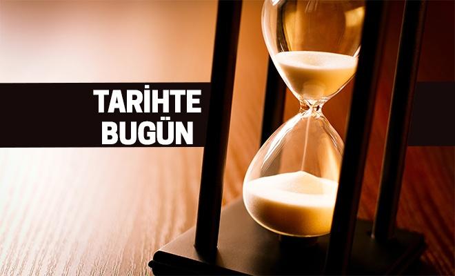 TARİHTE BUGÜN- 21 MAYIS2019