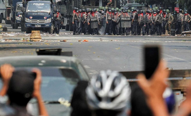 UN: Death toll from Myanmar protests rises to 138