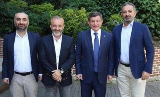 Davutoğlu ile yapılan mülakat sonrası programı bitirdiler