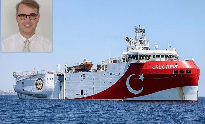 """Prof. Dr. Oğuzlu: """"Doğu Akdeniz'in stratejik önemi doğal kaynaklarla sınırlı değil"""""""