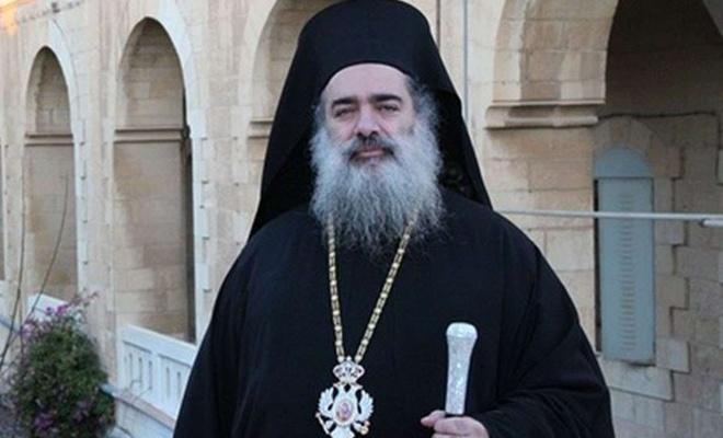 """Ortodoks Başpiskopos Hanna: """"Kudüs'ü müdafaa etmek ahlaki bir görevdir"""""""