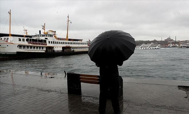 Meteorolojiden yurt genelinde yağış uyarısı