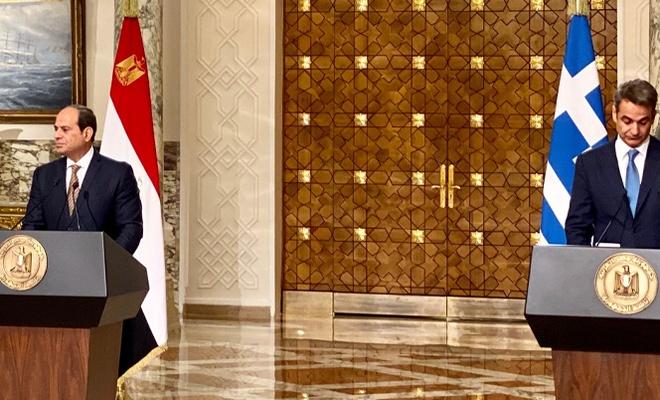 Türkiye-Mısır görüşmesi Yunanistan'ı harekete geçirdi