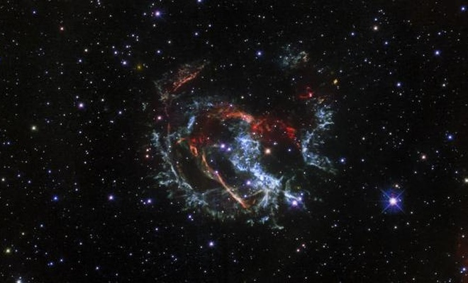 Yeni bir süpernova keşfedildi