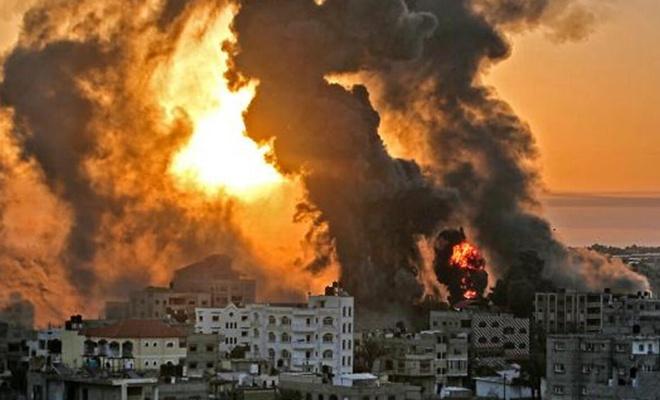 Gazze'de şehid sayısı 119'a yükseldi